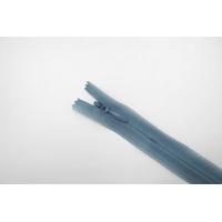 Молния потайная серо-голубая 12 см YKK G21 17092137