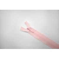 Молния потайная нежно-розовая 50 см GZ E21 19092101