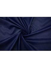 Экокожа на вискозе темно-синяя NST-F50 07102103