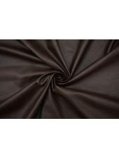 Экокожа на вискозе темно-коричневая NST.H-F50 07102104