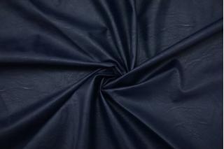 Экокожа на вискозе темно-синяя NST.H-F50 07102106