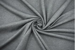 Джерси вискозный тонкий серый меланж NST-X70 07102107