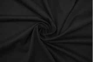 Джерси вискозный тонкий черный NST-X40 07102114