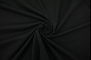 Джерси вискозный тонкий черный NST-Y60 07102124