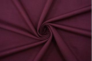 Джерси вискозный темно-винный NST 07102131