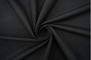 Джерси вискозный черный NST-Y70 07102135