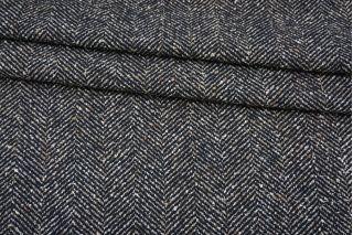 Пальтово-костюмный твид в елочку BRS-CC70 08102134