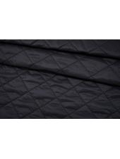 Курточная стежка односторонняя черно-синяя BRS-AA70 08102136