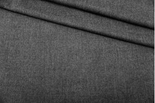 Костюмная шерстяная фланель серая NST 08102147