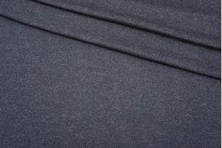 Джерси шерстяной бело-серый Donna Karan NST-W40 09102104