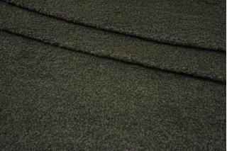 Трикотаж-букле пыльно-зеленый NST-W40 09102129