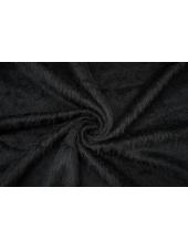 Трикотаж ворсовый черный NST-U40 09102136
