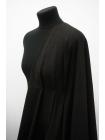 Твид костюмный в елочку черно-коричневый NST-EE70 09102148