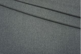 Твид костюмный в елочку серый NST-EE60 10102109