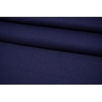 Пальтовая шерсть темно-синяя с кашемиром BRS-W40 12102109