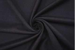 Костюмно-плательная шерсть графитовая BRS-CC40 12102120