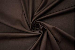 Костюмно-плательная поливискоза темно-коричневая BRS-G30 12102130