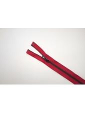 Молния неразъёмная красная 35 см Lampo 14102129
