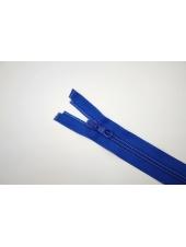 Молния декоративная неразъёмная синяя 65 см Lampo 14102130