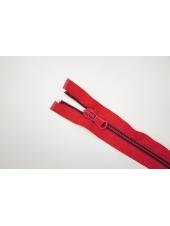 Молния неразъёмная красно-черная 42 см Lampo 14102133