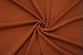 Трикотаж рибана коричневый IDT 06042102