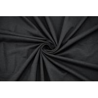 Футер тонкий черный 2-х нитка IDT 060421116