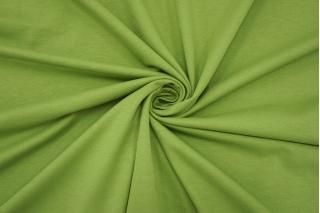 Футер тонкий зеленый 2-х нитка IDT-T50 060421117