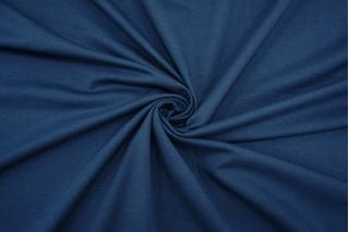 Футер тонкий темно-синий 2-х нитка IDT-T30 06042116