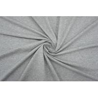 Футер тонкий серый 2-х нитка IDT 06042118