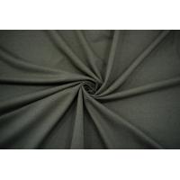Футер тонкий темный хаки 2-х нитка IDT 06042141