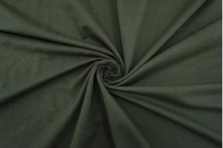 Футер тонкий темно-зеленый 2-х нитка IDT-T10 06042142