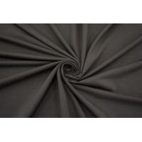 Футер тонкий темный серо-коричневый 2-х нитка IDT 06042143