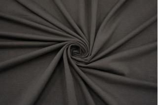 Футер тонкий темный серо-коричневый 2-х нитка IDT.H-S10 06042143