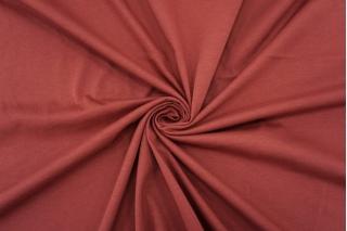 Тонкий трикотаж приглушенный бордово-ягодный IDT 06042185
