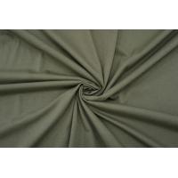 Тонкий трикотаж приглушенно-зеленый IDT 06042190