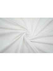 ОТРЕЗ 1 М Тонкий трикотаж белый IDT-(55)- 08032104-1