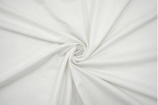 Футер тонкий белый 2-х нитка IDT 08032112