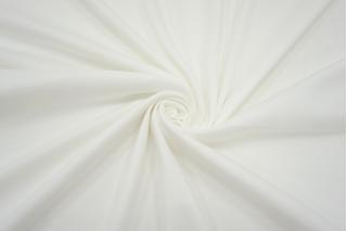 Трикотаж рибана белый IDT 08032116