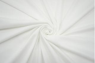 Трикотаж рибана белый IDT 08032117
