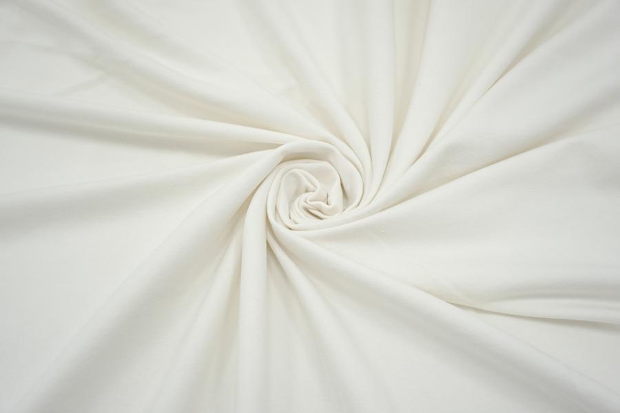 Футер тонкий белый 2-х нитка IDT.H-T70 08032124