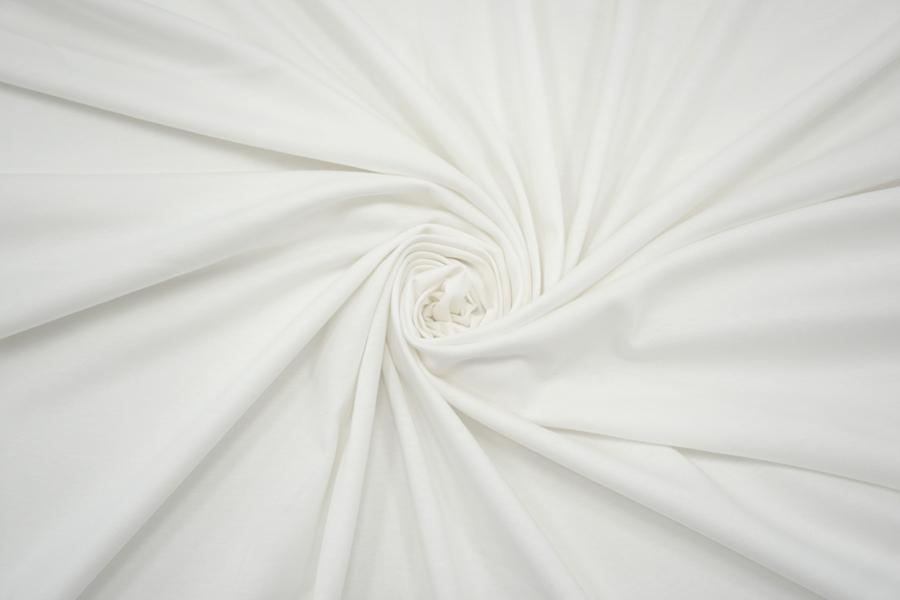 Тонкий трикотаж белый IDT.H-R70 08032125