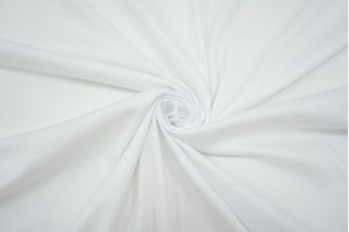 Тонкий трикотаж белый IDT 08032127