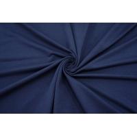 Футер тонкий темно-синий 2-х нитка IDT-R10 28042117