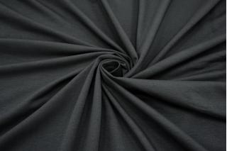 Футер тонкий черный 2-х нитка IDT 28042122