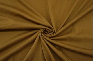 Тонкий трикотаж горчично-коричневый IDT 28042135