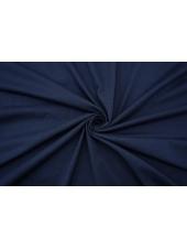 Тонкий трикотаж темно-синий IDT 28042140