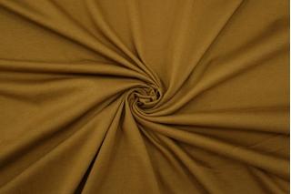 Тонкий трикотаж горчично-коричневый IDT 28042141