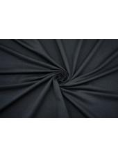 Футер тонкий черный 2-х нитка IDT 28042152