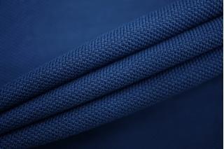 Трикотаж пике темно-синий IDT-T20 06042110