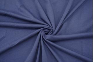 Тонкий трикотаж серовато-фиолетовый IDT.H-S20 060421107